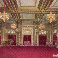Postales: 5 ANTIGUAS POSTALES DE HOTELES. CHICAGO, NEW YORK, BURGOS, MADRID. Lote 178857437