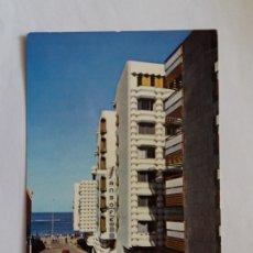 Postales: TARJETA POSTAL - LAS PALMAS DE GRAN CANARIA - HOTEL SANSOFE Y PLAYA DE LAS CANTERAS 43. Lote 179961483