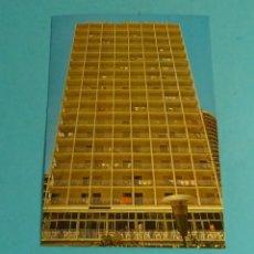 Postales: POSTAL HOTEL BRITANNIA. BENIDORM. ALICANTE. Lote 180188736