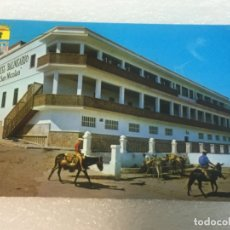 Postales: POSTAL ORIGINAL BALNEARIO SAN NICOLÁS CIRCULADA. Lote 180401530