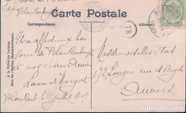 Postales: BLANKENBERGHE , GRAN HOTEL DE I OCEAN BELGICA - Foto 2 - 182708378