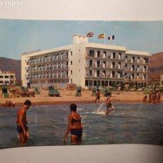 Postales: ROSES. HOTEL CORAL PLAYA. AÑOS 60. POSTAL. Lote 183424515