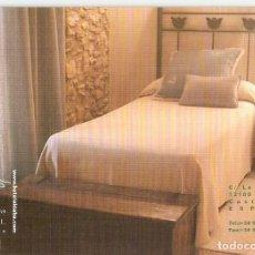 Postales: POSTAL PUBLICITARIA HOTEL L'ALDABA - CASTELLON. Lote 184237510