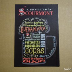 Cartes Postales: CERVECERÍA SCOURMONT. GIJÓN. NUEVA. Lote 189148923