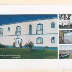 Postales: POSTAL CANTINHO DA RIA FERMOSA. VILA NOVA DE CACELA. ALGARVE (PORTUGAL). Lote 189230068