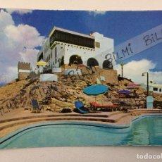 Cartes Postales: VILLAJOYOSA, ALICANTE, POSTAL HOTEL EL MONTIBOLI, VISTA GENERAL. Lote 189606666
