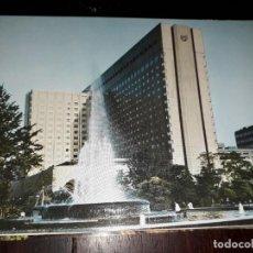 Postales: Nº 34439 POSTAL JAPON IMPERIAL HOTEL TOKYO. Lote 190301793