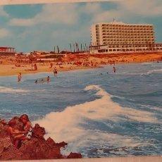 Postales: HOSTAL HOTEL LA ZENIA TORREVIEJA COMERCIAL DIPA. Lote 191537108