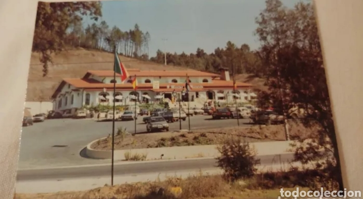 ANTIGUA POSTAL POMBAL PORTUGAL. RESTAURANTE O MANJAR DO MARQUÉS (Postales - Postales Temáticas - Hoteles y Balnearios)