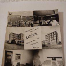 Postales: POSTAL FOTOGRÁFICA OROPESA DEL MAR. Lote 192501848