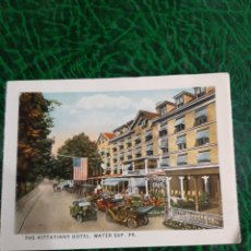 Postales: HOTEL THE KITTATINNY WATER CAP. Lote 194271056