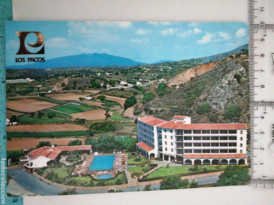 Postales: FUENGIROLA, MÁLAGA HOTEL LOS PALCOS COSTA DEL SOL. ARRIBAS 84 - Foto 2 - 194398187