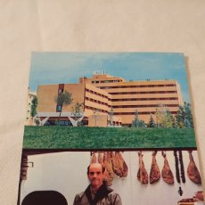 Postales: POSTAL HOTEL TORREMANGANA CUENCA. Lote 194645445