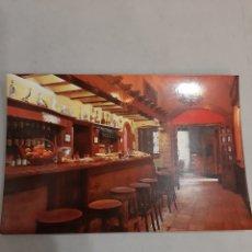 Postales: BILBAO HOTEL EXCELSIOR CAFETERÍA. Lote 194704100