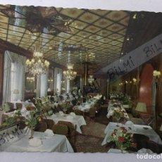 Postales: SUECIA, POSTAL DEL HOTEL KNAUST DE SUNDSVALL. Lote 194747910