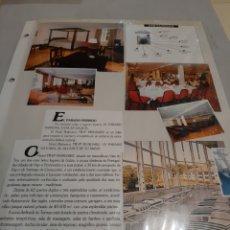 Postales: HOTEL TRYP MONDARIZ VAL TEA. Lote 194868098