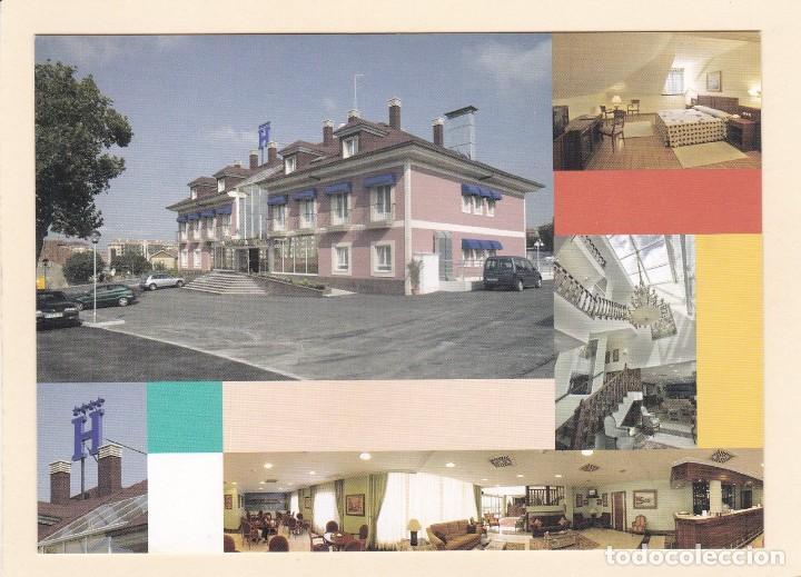 POSTAL HOTEL VILLA DE GIJON - POSTALFREE (Postales - Postales Temáticas - Hoteles y Balnearios)