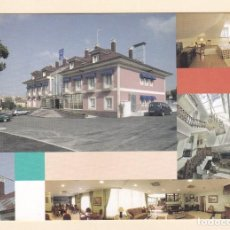 Postales: POSTAL HOTEL VILLA DE GIJON - POSTALFREE. Lote 196390122