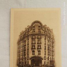 Postales: ANTIGUA POSTAL DEL PALACE HOTEL - PARIS SITUADO EN RUE DU FOUR (BOULEVARD SR. GERMAIN) PARIS. Lote 197034788