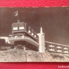 Postales: POSTAL BILHETE POST CARD PORTUGAL HOTEL DE TURISMO DE ABRANTES VISTA EXTERIOR TOURISM....VER FOTOS... Lote 197502508