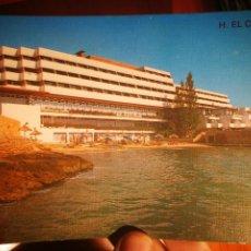 Postales: POSTAL HOTEL EL CORSO TALAMANCA IBIZA N 1941 FOTOPERATOR S/C. Lote 198465948