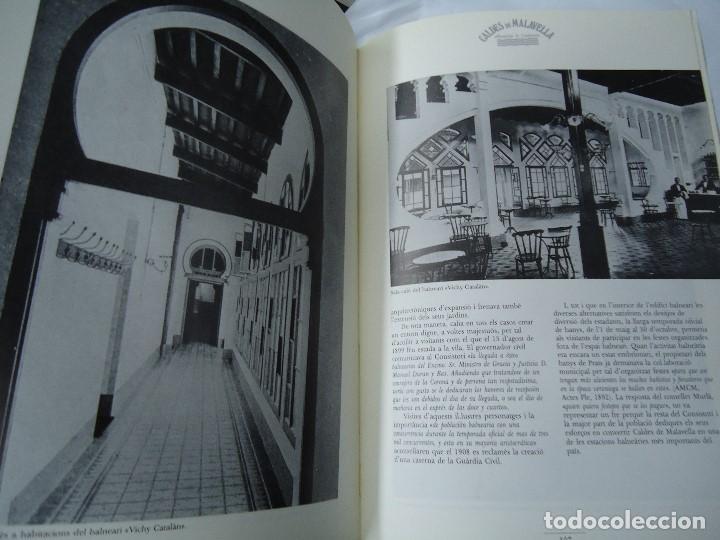Postales: CALDES DE MALAVELLA. MANANTIAL DE CATALUNYA.CATALEG DE LEXPOSICIO. 1987 con 111 páginas profusament - Foto 4 - 200657413