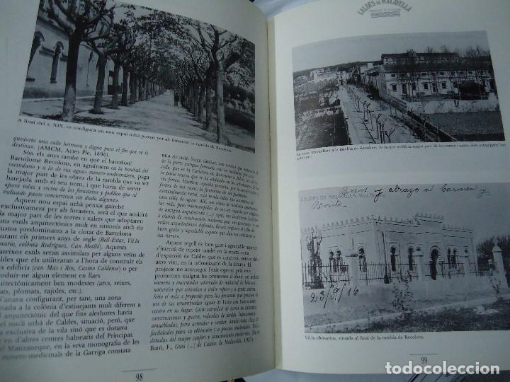 Postales: CALDES DE MALAVELLA. MANANTIAL DE CATALUNYA.CATALEG DE LEXPOSICIO. 1987 con 111 páginas profusament - Foto 5 - 200657413