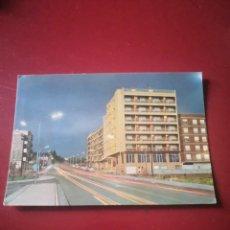 Postales: PONFERRADA HOTEL CONDE SILVA. Lote 204466181