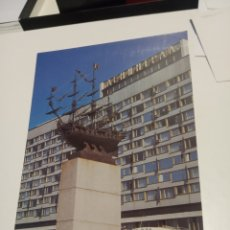 Postales: HOTEL LENINGRADO POSTAL. Lote 204468162