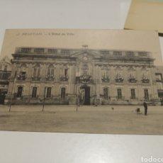 Postales: BEAUVAIS HOTEL DE VILLE. Lote 204475676