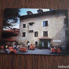 Postales: POSTAL DE ESPAÑA DE PUBLICIDAD, HOTEL ALTAMIRA, SANTILLANA DEL MAR, SANTANDER.. Lote 204490940