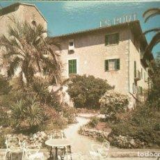 Postales: PUERTO DE SÓLLER (MALLORCA). 3496 HOSTAL ES PORT. CLIK-CLAK. NUEVA. COLOR. Lote 205103795