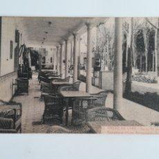 Postales: POSTAL AMERICAN LAKE GAVÀ - HOTEL RESTAURANT TERRAZA - FOTO L. ROISIN. Lote 205278012