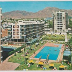 Postales: HOTEL ALAY, BENALMADENA. Lote 205823277