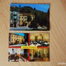 Postales: LOT 2 POSTALS HOSTAL PICANCEL (VILADA, BERGUEDÀ). Lote 205897410
