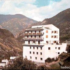 Postales: ANDORRA. 4873 SANT JULIÁ DE LORIA. HOTEL BONAVISTA. $. NUEVA. COLOR. Lote 206317040