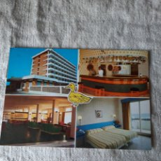 Postales: 1975 HUELVA POSTALES SA PI PUNTA UMBRÍA HOTEL. Lote 206888148