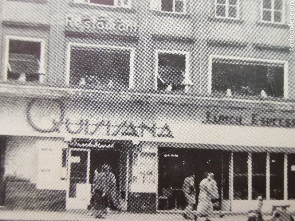 Postales: Postal del Restaurante Quisisana de Viena Austria. Osterreich. 1950s 1960s - Foto 3 - 206946190