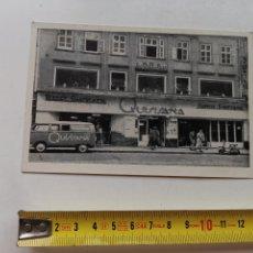 Postales: POSTAL DEL RESTAURANTE QUISISANA DE VIENA AUSTRIA. OSTERREICH. 1950'S 1960S. Lote 206946190