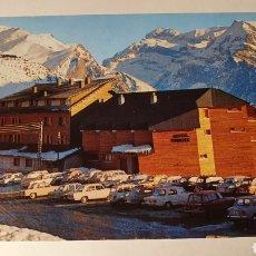Postales: N°4 CANFRANC-CANDANCHU/ HOTEL TOBAZO/ SIN CIRCULAR/ (REF.B.18). Lote 210521585