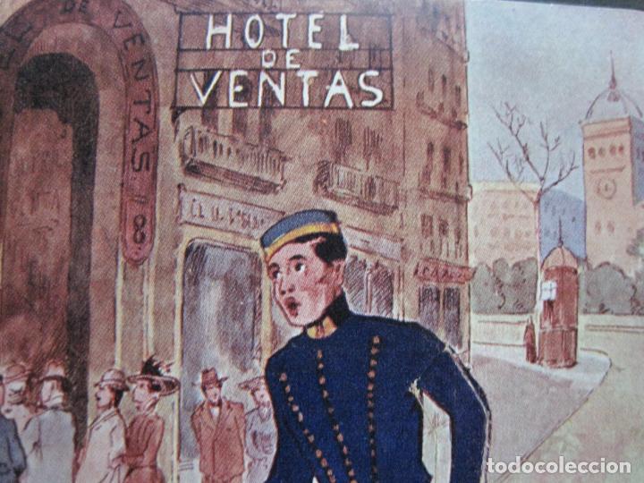 HOTEL DE VENTAS-JOSE SABADELL Y CIA-VER FOTOS-(73.003) (Postales - Postales Temáticas - Hoteles y Balnearios)