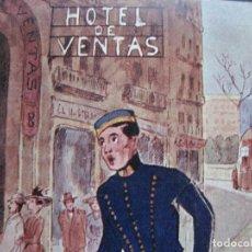 Postales: HOTEL DE VENTAS-JOSE SABADELL Y CIA-VER FOTOS-(73.003). Lote 212005595