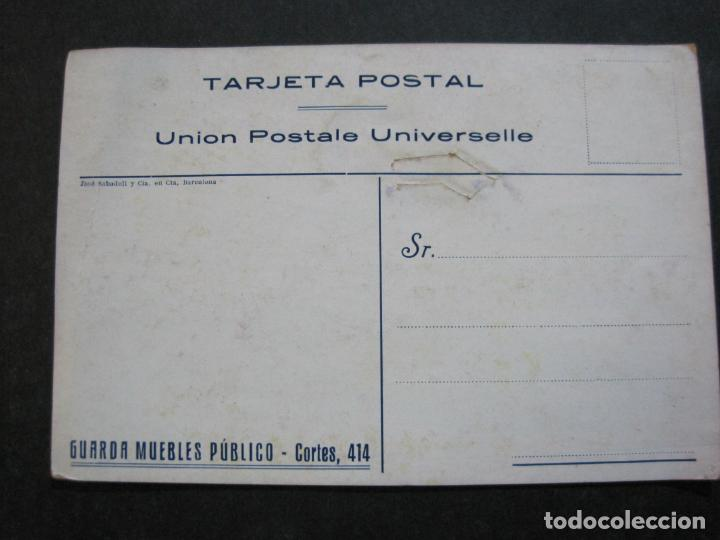 Postales: HOTEL DE VENTAS-JOSE SABADELL Y CIA-VER FOTOS-(73.003) - Foto 3 - 212005595