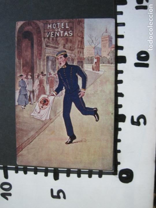 Postales: HOTEL DE VENTAS-JOSE SABADELL Y CIA-VER FOTOS-(73.003) - Foto 4 - 212005595