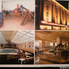 Postales: HOTEL FIESTA PARK BENIDORM. Lote 221309122