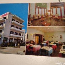 Postales: POSTAL HOTEL CANAIMA TOSSA DE MAR. Lote 221313073