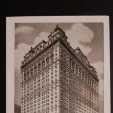 Postales: 1 POSTAL DE ** THE SHERATON CADILLAC HOTEL ** RICHTONE 1953 USA SIN USAR. Lote 221749672