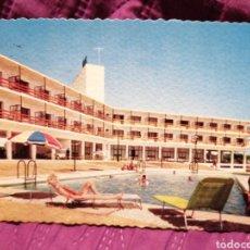Postales: SERIE D70 GRAN HOTEL CARLOS TERCERO. Lote 221848918