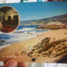 Postales: POSTAL HOTEL DO GUINCHO CASCAIS PORTUGAL ESCRITA. Lote 221933341
