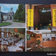 Postales: RESTAURANTE KIRUKI LOYOLA AZPEITIA GUIPÚZCOA POSTAL COLOR - ORIGINAL. Lote 223879395